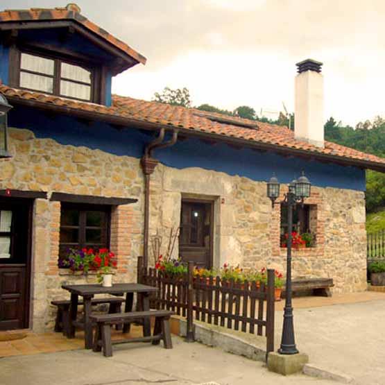 Alquier de casa rural en Arriondas Pico Moru