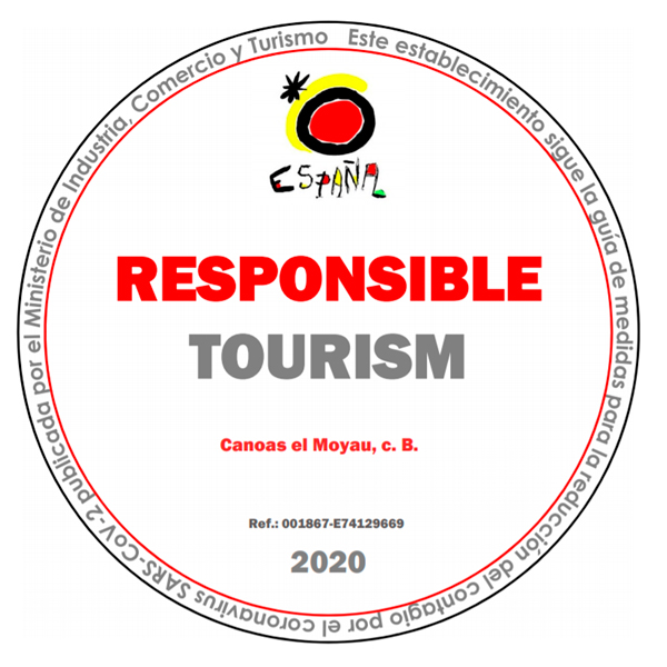 Turismo responsable Covid 19